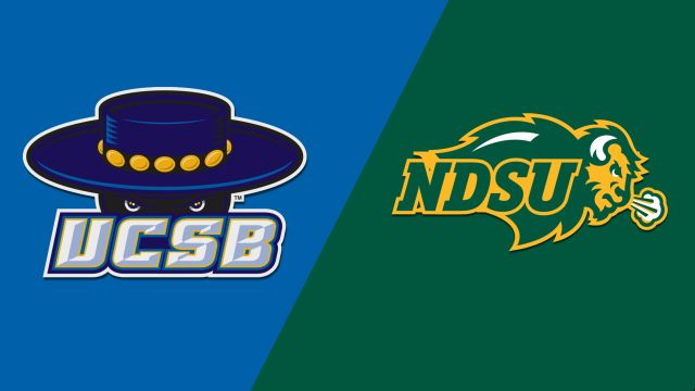 UC Santa Barbara vs. North Dakota State (M Basketball)