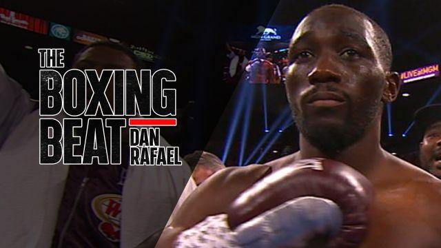 Tue, 8/7 - The Boxing Beat with Dan Rafael