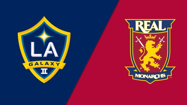 LA Galaxy II vs. Real Monarchs SLC
