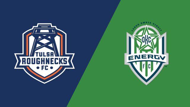 Tulsa Roughnecks FC vs. OKC Energy FC