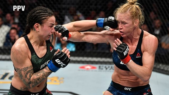Holly Holm vs. Raquel Pennington (UFC 246)