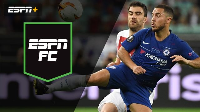 Wed, 5/29 - ESPN FC: Europa League champs crowned