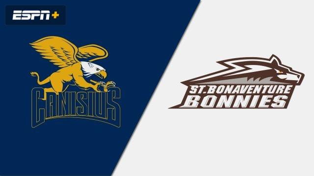 Canisius vs. St. Bonaventure (M Soccer)