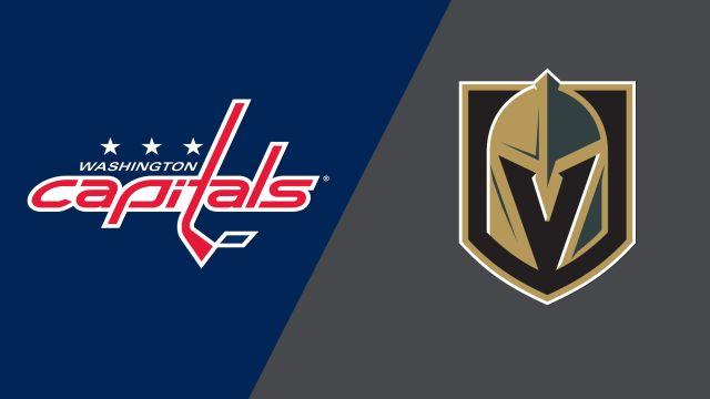 Washington Capitals vs. Vegas Golden Knights