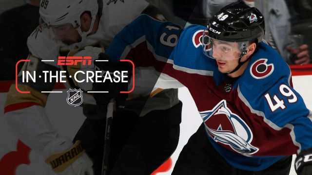 Wed, 3/27 - In the Crease: Can Avs keep 2nd Wild Card spot?