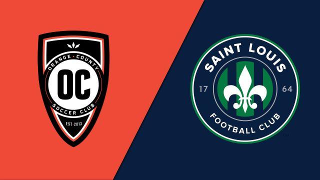 Orange County SC vs. Saint Louis FC (USL Cup Playoffs)