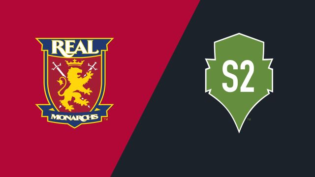 Real Monarchs SLC vs. Seattle Sounders FC 2
