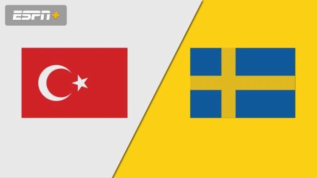 Turkey vs. Sweden