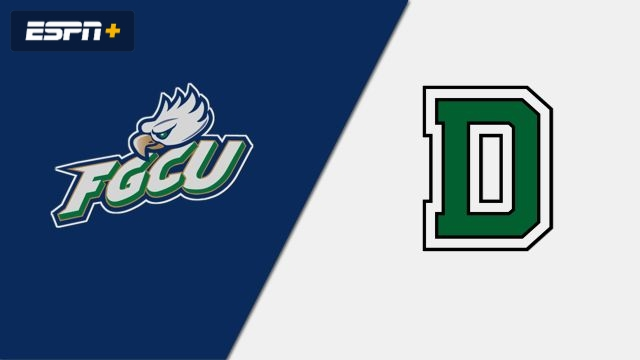 Florida Gulf Coast vs. Dartmouth (M Basketball)