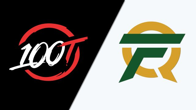 8/20 100 Thieves vs FlyQuest
