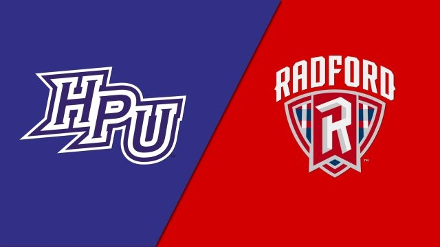 High Point vs. Radford (Baseball)