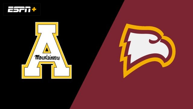 Appalachian State vs. Winthrop (W Volleyball)