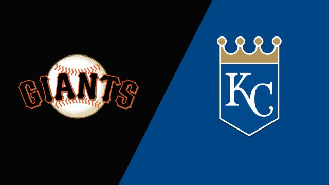 San Francisco Giants vs. Kansas City Royals