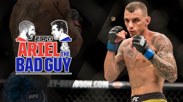 Wed, 1/16 - Ariel & The Bad Guy: Getting ready for UFC on ESPN+