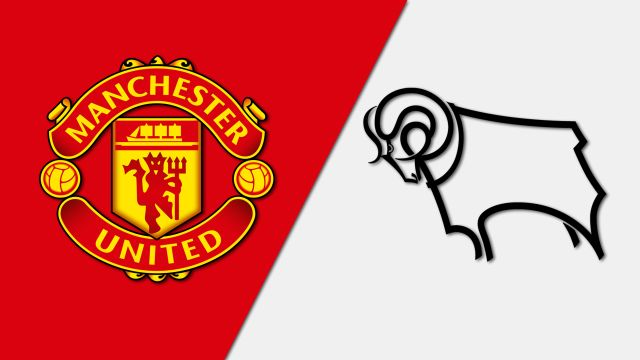 Manchester United vs. Derby County (Round #3) (Carabao Cup)