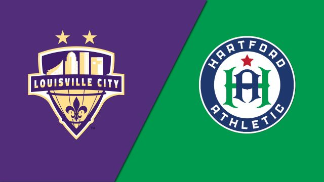 Louisville City FC vs. Hartford Athletic (United Soccer League)
