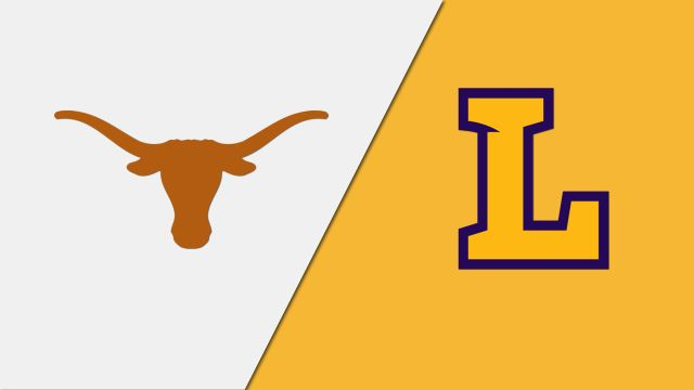#13 Texas vs. Lipscomb (Softball)