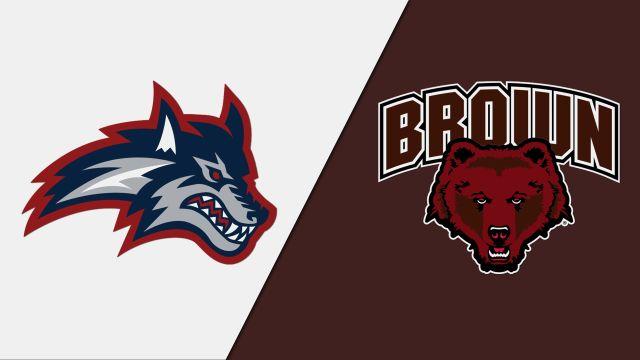 Stony Brook vs. Brown (M Basketball)