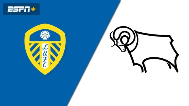 Leeds United vs. Derby County (English League Championship)