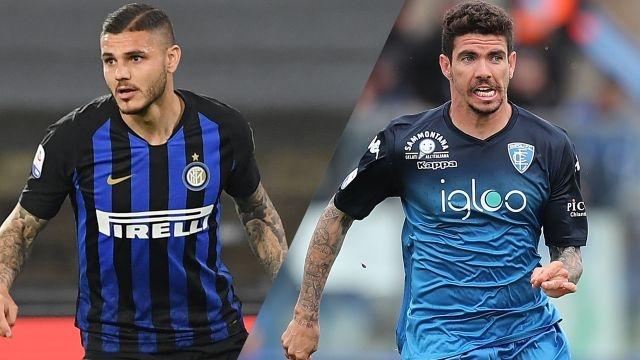 Internazionale vs. Empoli (Serie A)
