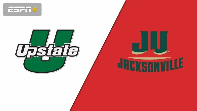 USC Upstate vs. Jacksonville (W Basketball)