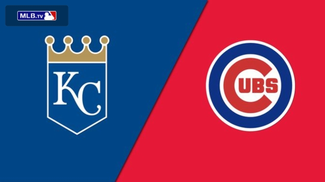 Kansas City Royals vs. Chicago Cubs