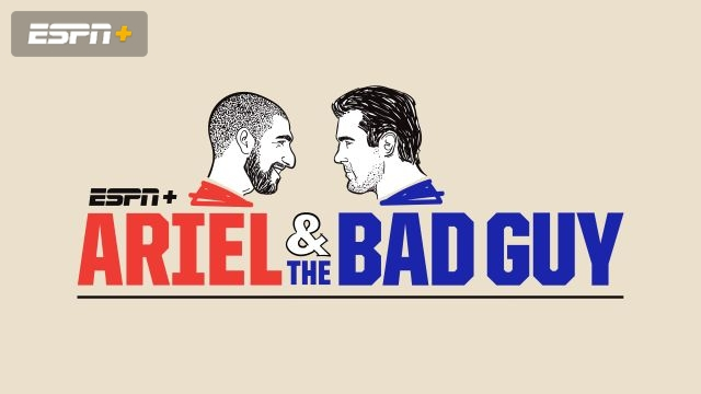 Ariel & The Bad Guy Live (Official Weigh-Ins)