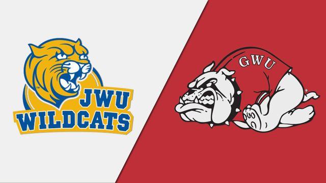 Johnson & Wales vs. Gardner-Webb (M Basketball)