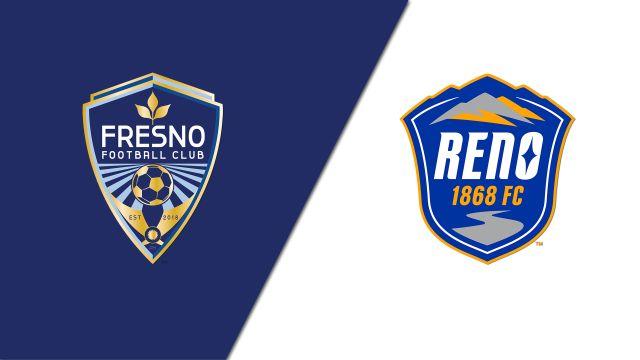 Fresno FC vs. Reno 1868 FC (United Soccer League)