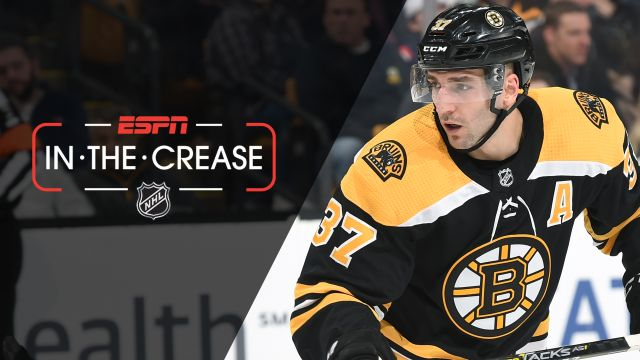 Tue, 2/5 - In the Crease: Bergeron lifts Bruins to win