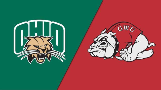 Ohio vs. Gardner-Webb (Wrestling)