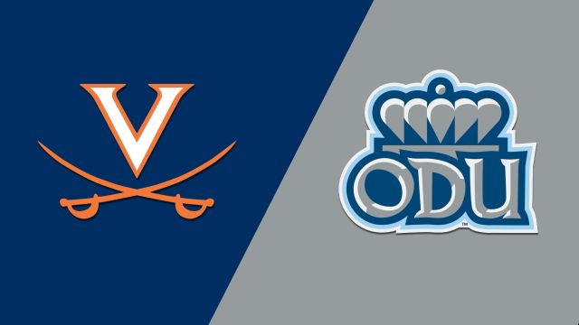 Virginia vs. Old Dominion (W Basketball)