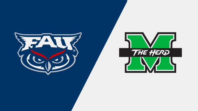 Florida Atlantic vs. Marshall (M Basketball)
