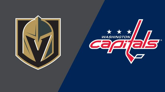 Vegas Golden Knights vs. Washington Capitals