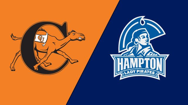 Campbell vs. Hampton (W Soccer)