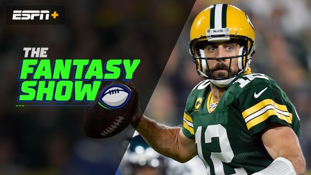 Fri, 10/4 - The Fantasy Show: 18 questions for Week 5