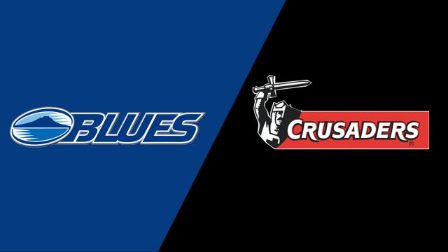 Blues vs. Crusaders (Super Rugby)
