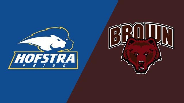 Hofstra vs. Brown (Wrestling)
