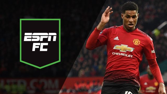 Mon, 1/7 - ESPN FC: Arsenal to face Manchester United