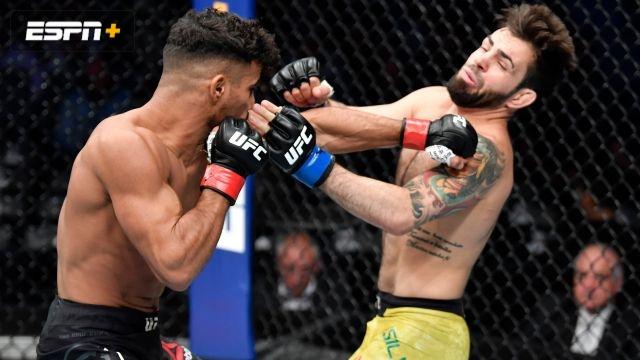 Khalid Taha vs. Bruno Silva (UFC 243)
