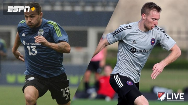 Seattle Sounders FC vs. Chicago Fire (MLS)