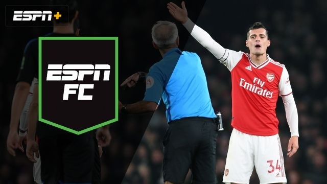 Fri, 11/1 - ESPN FC: Xhaka out against Wolves