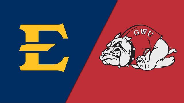 East Tennessee State vs. Gardner-Webb (Softball)