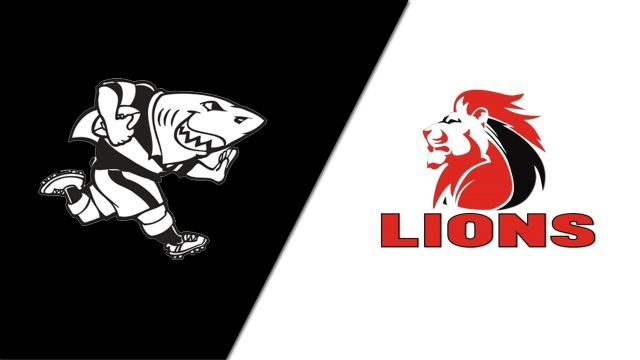 Sharks vs. Lions (Super Rugby)