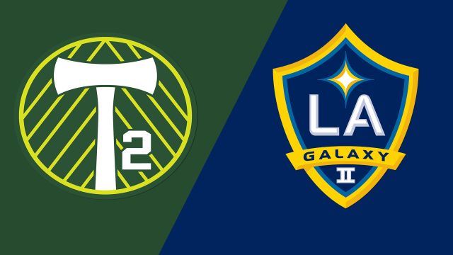 Portland Timbers 2 vs. LA Galaxy II
