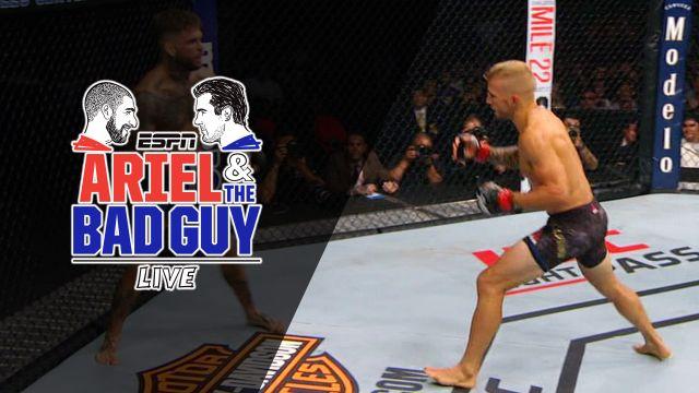 Ariel & The Bad Guy Live: UFC 227 Post-Show