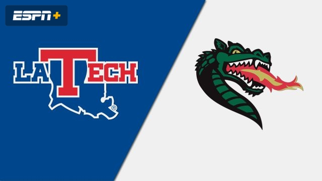 Louisiana Tech vs. UAB (M Basketball)