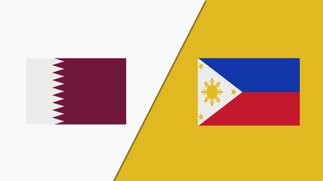 Qatar vs. Philippines