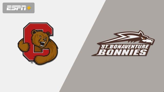 Cornell vs. St. Bonaventure (W Basketball)