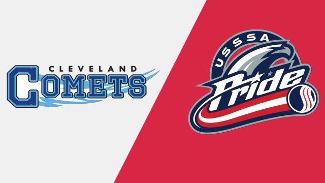 Cleveland Comets vs. USSSA Pride